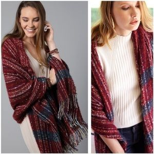 Lux Boucle Scarf